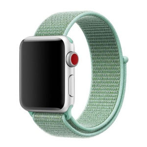 NEW GREEN Breathable Strap Loop  For Apple Watch